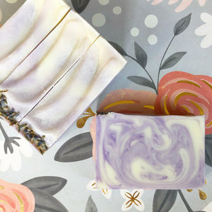 Lavender In Bloom Artisan Soap