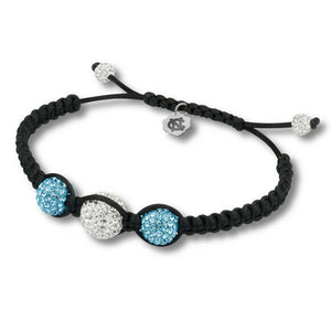 University of North Carolina Ball Silver Bracelet - Officially Licensed College
