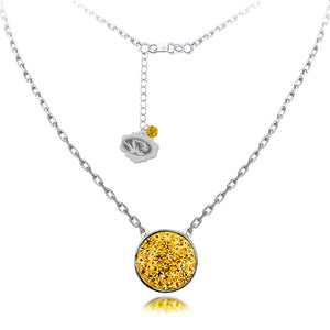 4YR Spirit Disk Necklace - University of Missouri