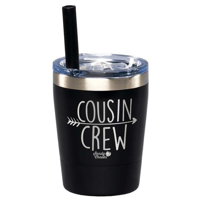 Cousin Crew Laser Etched Kids Tumbler
