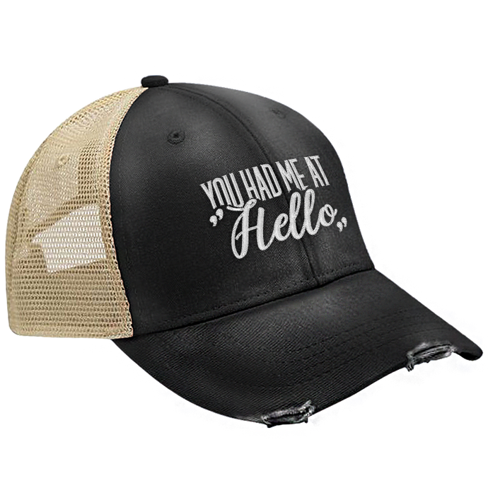 You Had Me at Hello Hat