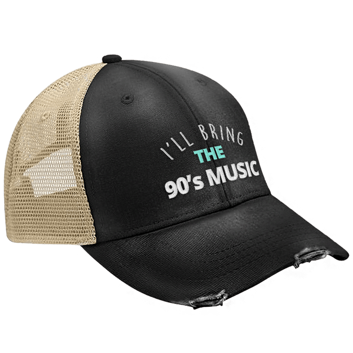 I'll Bring the 90s Music Hat