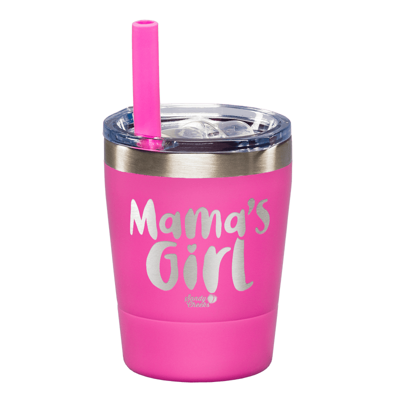 Mama's Girl Laser Etched Kids Tumbler