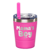 Mama's Boy Laser Etched Kids Tumbler