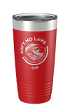 Copy of Ain't No Laws White Claw Laser Etched Tumbler (test)