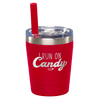 I Run on Candy Laser Etched Kids Tumbler