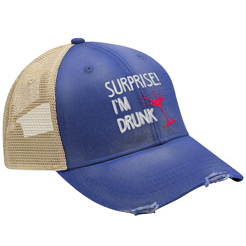 Surprise I'm Drunk Hat