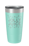 Jolly Juice Laser Etched Tumbler