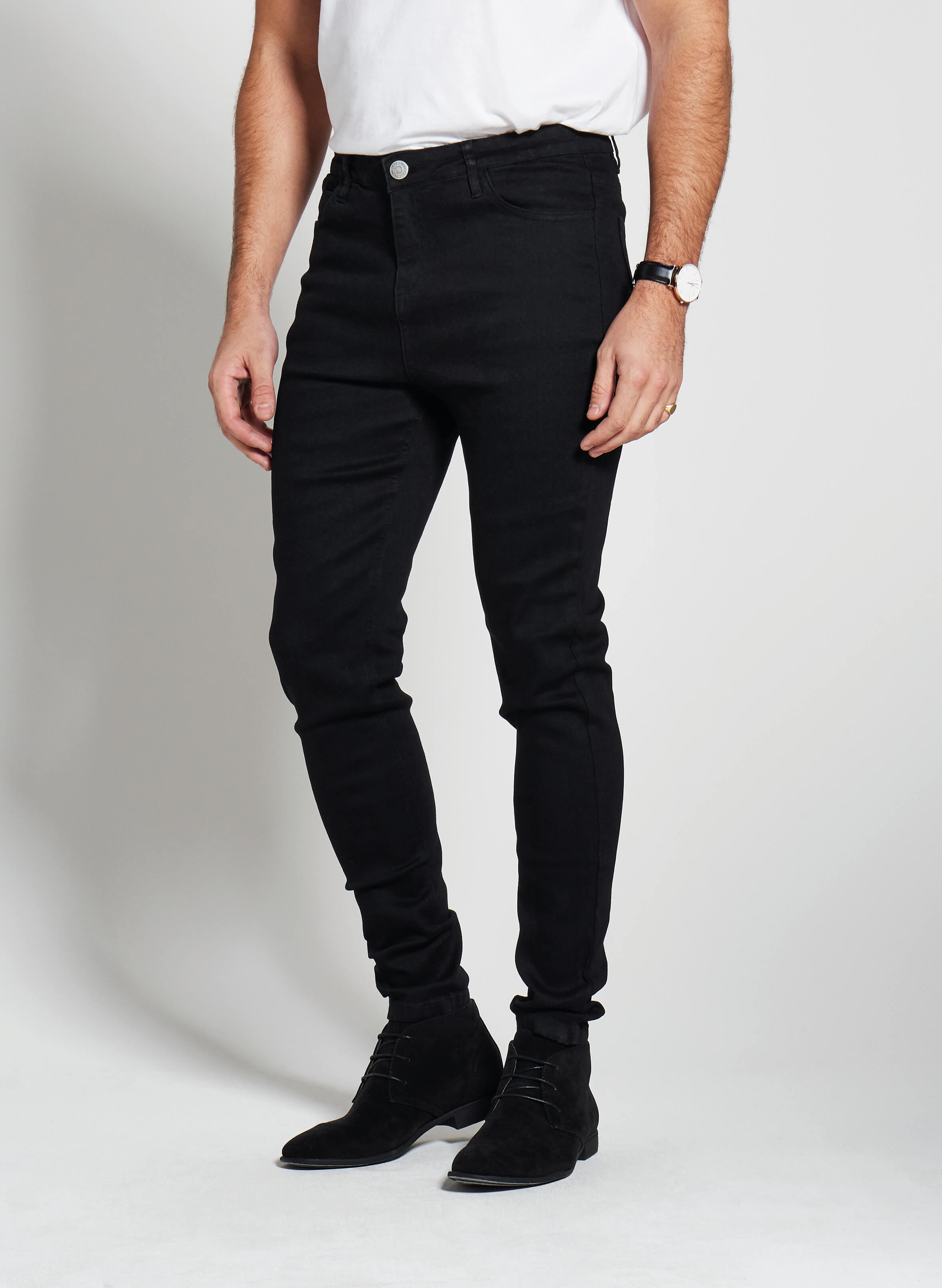 Denim Only® Slim Fit Jeans - Black - Slim Fit