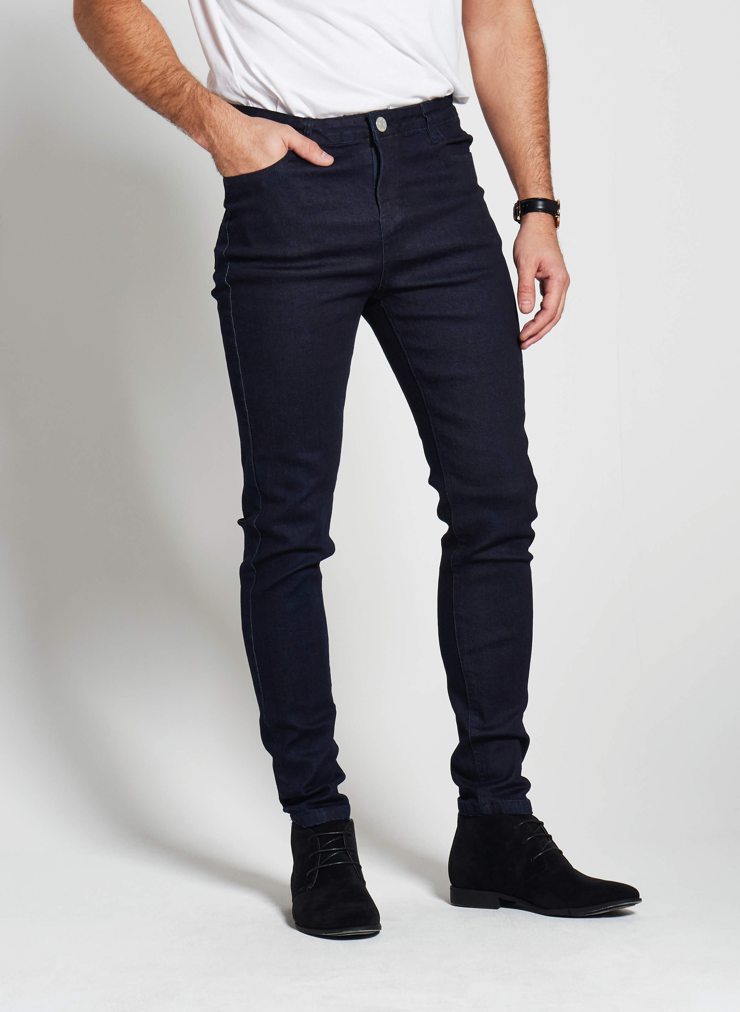 Denim Only® Slim Fit Jeans - Dark Navy