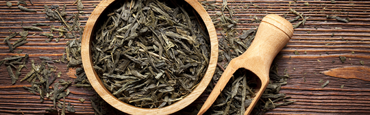 CRSPC Wholesale | Bulk Green Tea Blends