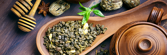 CRSPC Wholesale | Bulk Oolong Teas