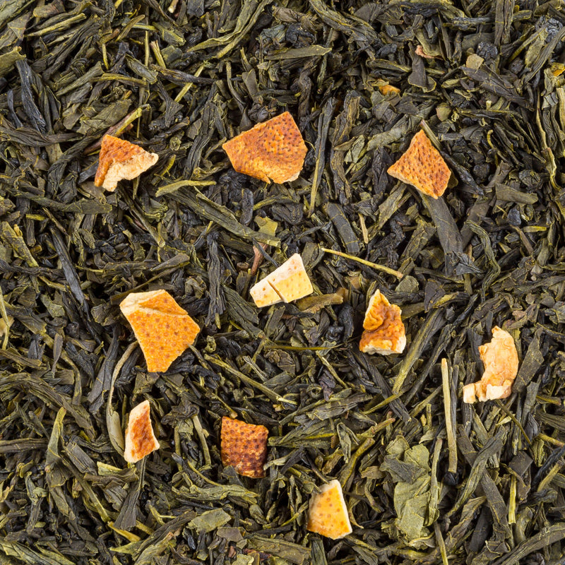 Chesser Roe Bulk Loose-Leaf Emerald City Grey Organic