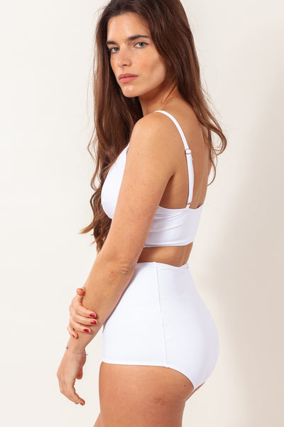 YEMOJA BOTTOMS - PURE WHITE