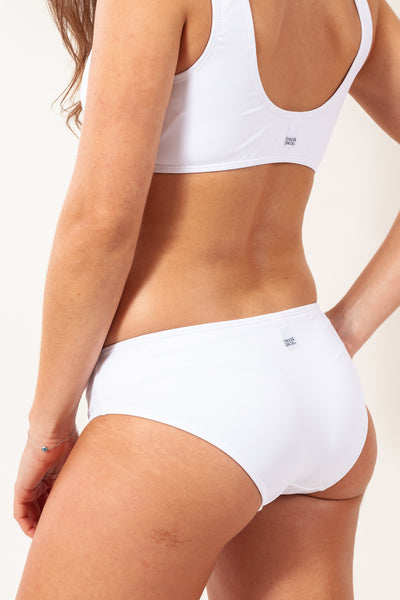 Buluku Bottoms - Pure White