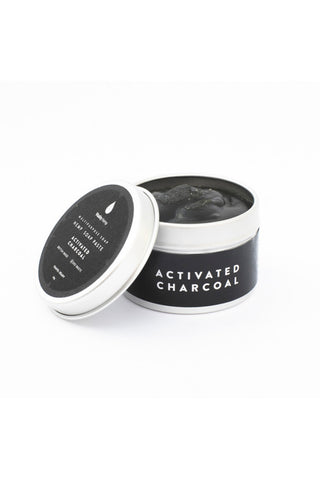 Deep Cleansing Activated Charcoal Hemp Soap Paste, 50g
