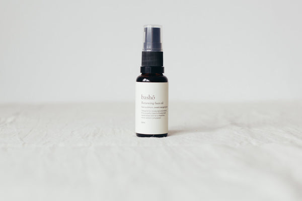 Organic Renewing Facial Oil