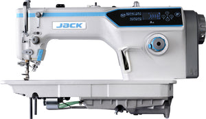 A6F: Computerized, Direct Drive, Semi-Dry, Needle Feed, Single Needle Lockstitch Machine