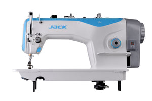 F4-H: Heavy Duty, Direct Drive, Drop Feed, Single Needle Lockstitch Machine