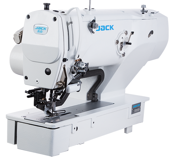 JK-T1790B: Computerized, Direct Drive, Automatic, Buttonhole Machine