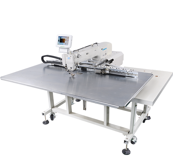 JK-T6040: Computerized, Direct Drive, Programmable, Template Sewing Machine (600mmx400mm)