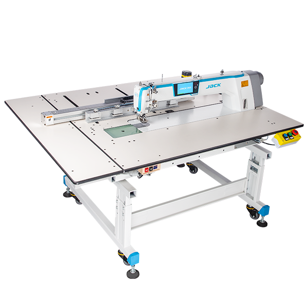 MG-60A: Computerized, Direct Drive, Programmable Template Sewing Machine (600mmx400mm)
