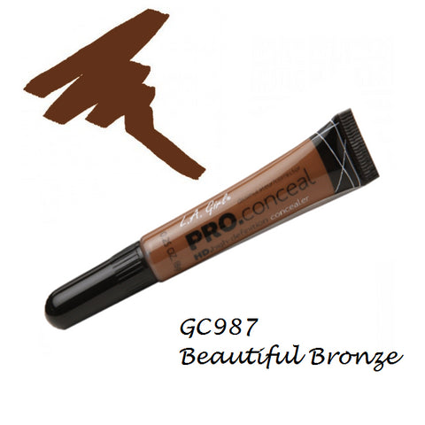L.A. GIRL HD Pro Concealer - Beautiful Bronze