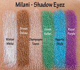 MILANI Shadow Eyes - Aquatic Style