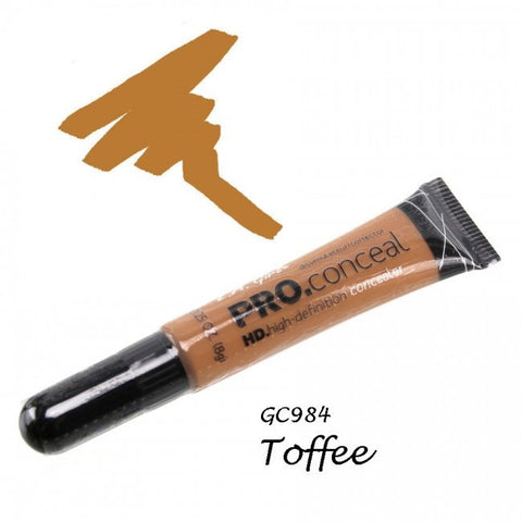 L.A. GIRL HD Pro Concealer - Toffee