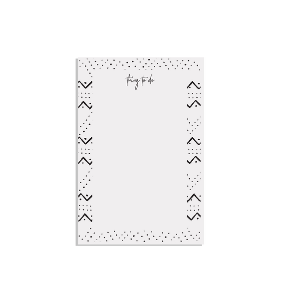 Dots notepad