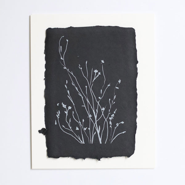 Wild Flowers Raw Print Single