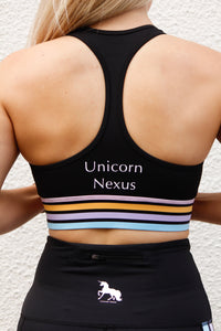 Unicorn Sports Bra