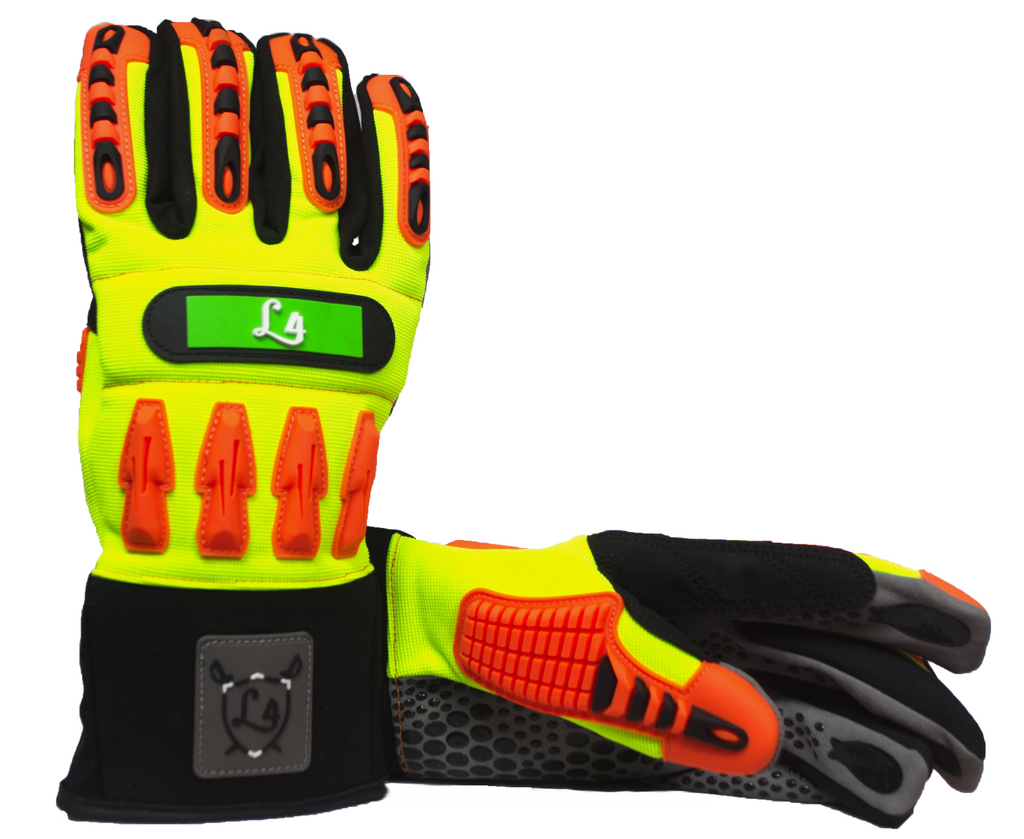 Safety Impact Glove-Raptor - L4 FR Clothing