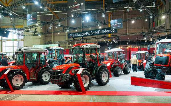 EIMA International 2018 - International Agricultural and Gardening Show