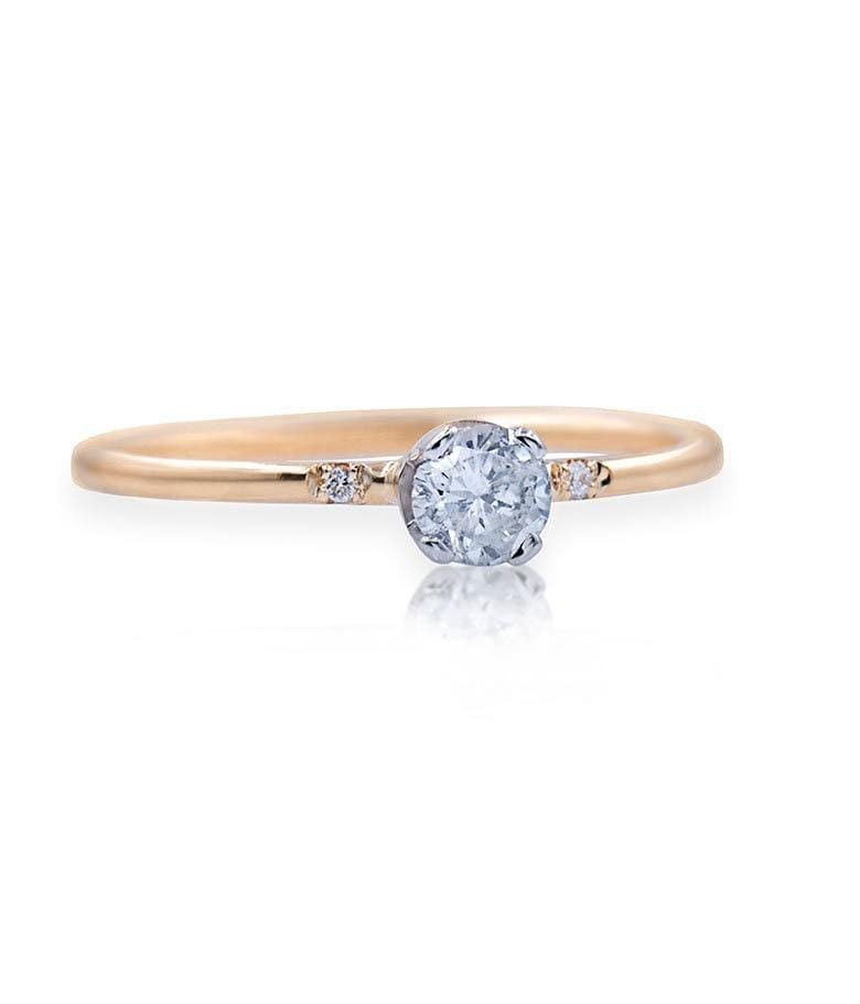 .25ct Sparkly Diamond Ring
