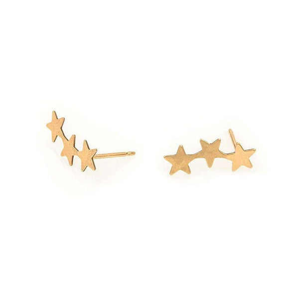 Trail of Stars Studs - LoveAudryRose.com