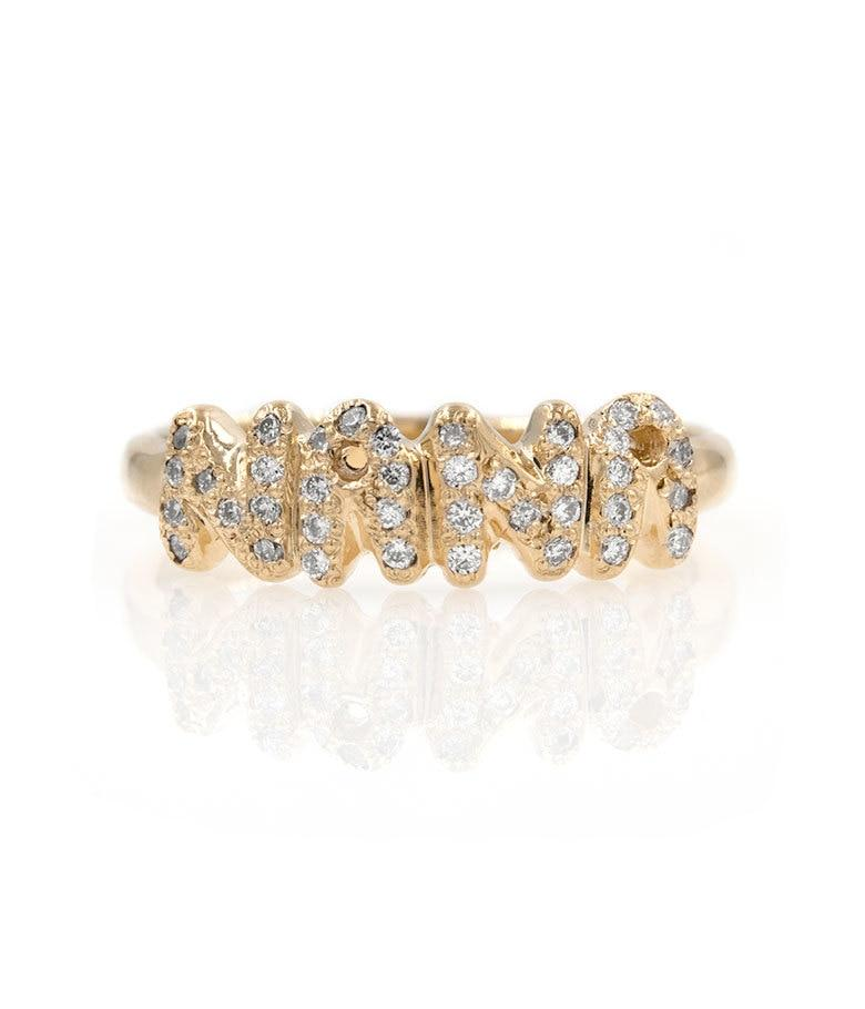 Nana Diamond Ring