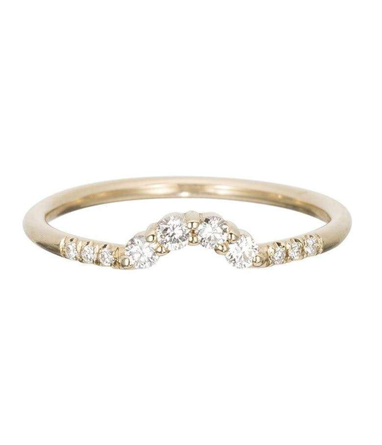 Diamond Arch Ring*** - LoveAudryRose.com