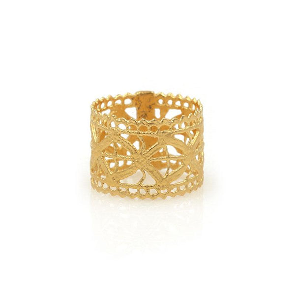 French Lace Ring - LoveAudryRose.com