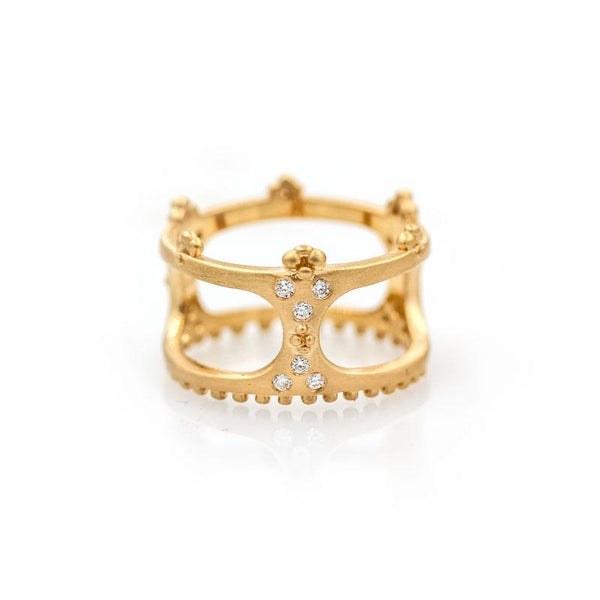 Diamond Heiress Ring