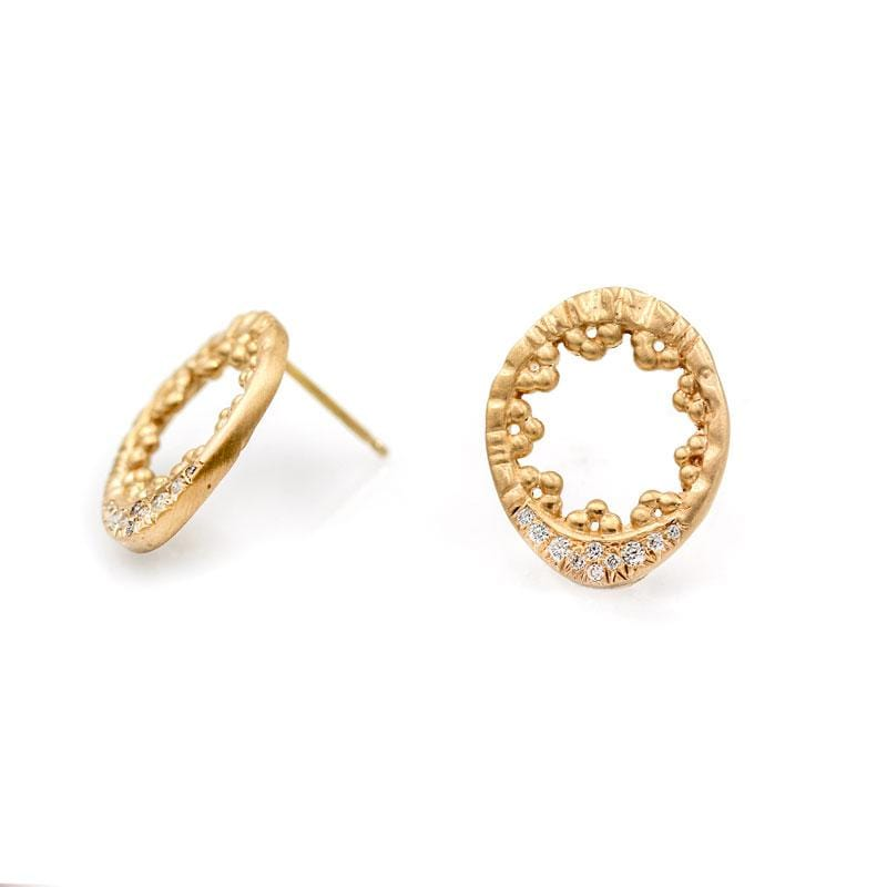 Hidden Star Earrings