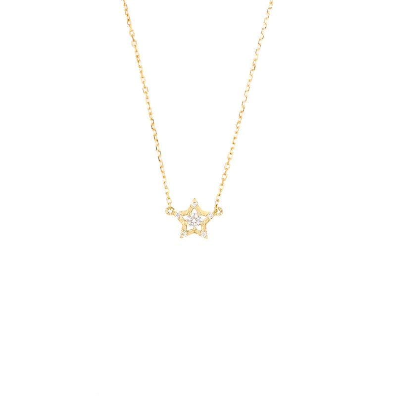 Starlight Diamond Necklace