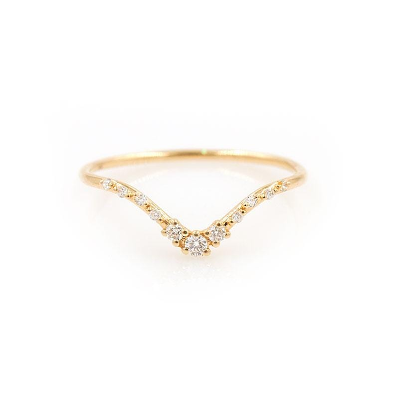 Starry Diamond Arch Band