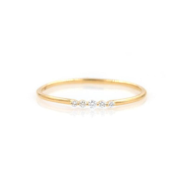 Whisper Diamond Ring