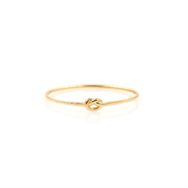 Baby Love Knot Ring