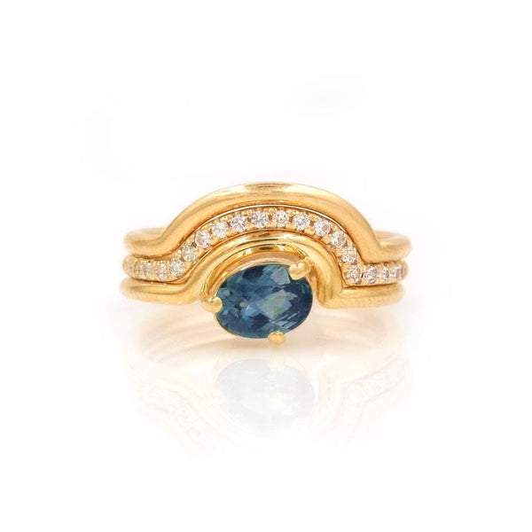 Parti Sapphire Sway Stack