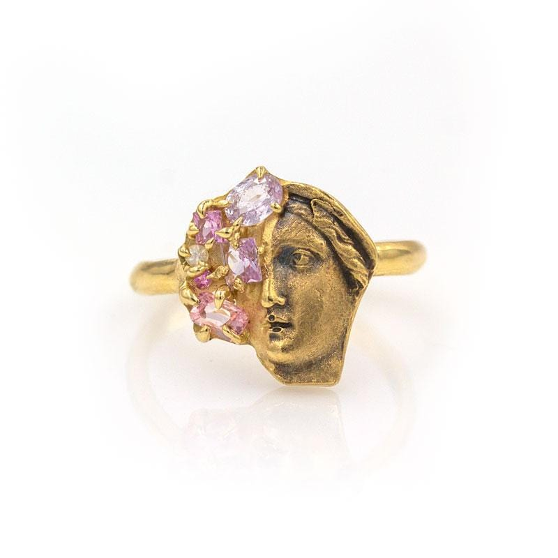 Antheia Sapphire Ring