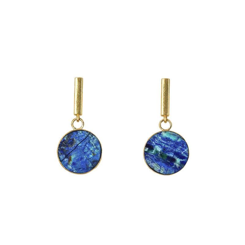 Circ Bar Earrings