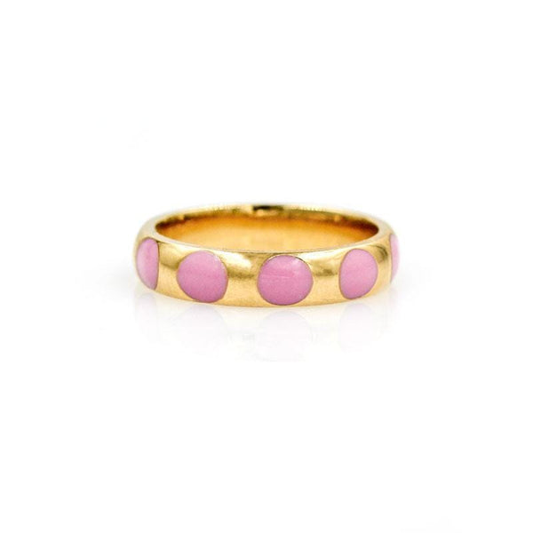 Dottie Enamel Ring