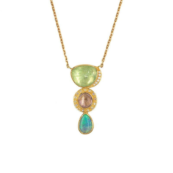 Orbital Drop Necklace*** - LoveAudryRose.com